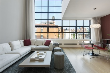 Stunning West Chelsea Duplex Loft- Available Now